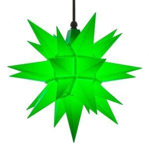 16 inch star green