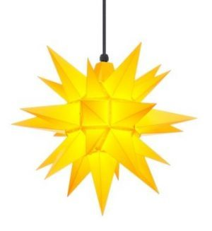 16 inch star yellow