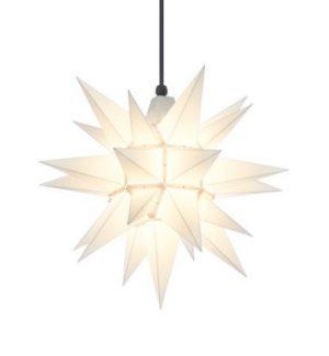 16 inch star white