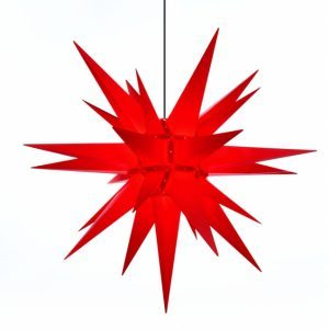 27 inch star red