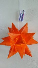 Origami Star medium size