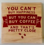 Canvas for coffee lover